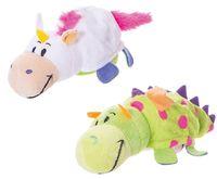"""Мягкая игрушка """"Вывернушка. Единорог-дракон"""" (35 см)"""
