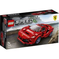 "LEGO Speed Champions ""Спорткар Ferrari F8 Tributo"""