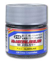 Краска Mr. Metal (alminume, MC218)