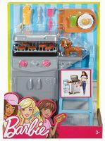 """Набор мебели для кукол """"Барби. Барбекю"""""""