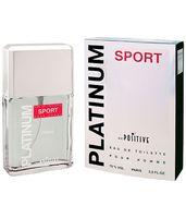 "Туалетная вода для мужчин ""Platinum. Sport"" (95 мл)"