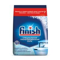 Соль для посудомоечных машин (3 кг)