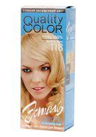 """Гель-краска для волос """"Эстель. Quality Color"""" (тон: 118, яркий блондин)"""