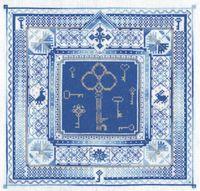 """Вышивка крестом """"Оберег. Власть, могущество, знание, свобода"""""""