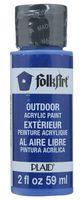 """Краска акриловая """"FolkArt. Outdoor"""" (кобальт; 59 мл; арт. PLD-01631)"""