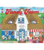 """Раскраска """"Creative Studio. Сreate Your Funny Farm"""" (+ наклейки)"""