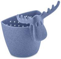 """Приспособление для заваривания чая """"Rudolf Organic"""" (синее)"""