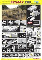 "Средний танк Panther G/M10 Ersatz"" (масштаб: 1/35)"