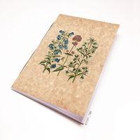 """Блокнот крафт """"Полевые цветы"""" А5 (772)"""