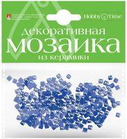 Мозаика декоративная из керамики №13 (4х4 мм; 200 шт.; синий)