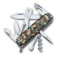 """Нож перочинный Victorinox """"Climber"""" камуфляж (14 функций)"""
