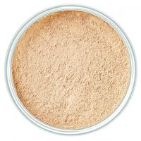 "Рассыпчатая пудра для лица минеральная ""Mineral Powder Foundation"" (тон: 4, light beige)"