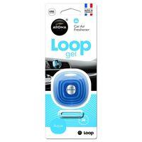 """Ароматизатор для автомобиля """"Loop Gel"""" (aqua)"""