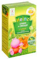 """Детская каша Heinz Baby """"Пшенично-кукурузная с тыквой"""" (200 г)"""