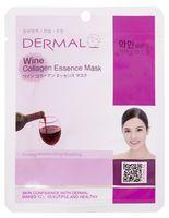 """Тканевая маска для лица """"Wine Collagen"""" (23 г)"""