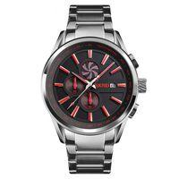 Часы наручные (красные; арт. 9175)