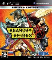 Anarchy Reigns. Limited Edition [PS3]