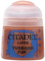 """Краска акриловая """"Citadel Layer"""" (tuskgor fur; 12 мл)"""