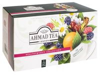 "Чай ""Ahmad Tea. Healthy&Tasty Collection. Ассорти"" (60 пакетиков)"