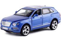 """Модель машины """"Bentley Bentayga"""" (масштаб: 1/45)"""