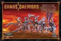 "Набор миниатюр ""Warhammer. Daemons. Seekers of Slaanesh"" (97-16)"