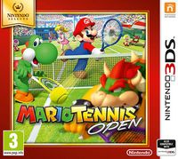 Mario Tennis Open - Nintndo selects (Nintendo 3DS)