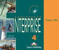 Enterprise 4. Intermediate. Class CDs