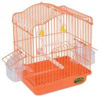 Клетка для птиц (25,5х17х28 см)