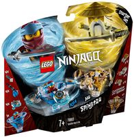 """LEGO Ninjago """"Ния и Ву: мастера Кружитцу"""""""