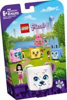 """LEGO Friends """"Кьюб Эммы с далматинцем"""""""