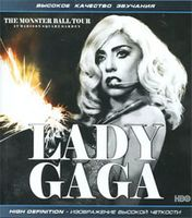 Lady Gaga: The Monster Ball Tour At Madison Square Garden (Blu-Ray)