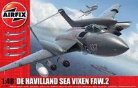 """Истребитель """"De Havilland Sea Vixen FAW.2"""" (масштаб: 1/48)"""