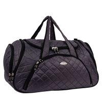 Спортивная сумка 7069с (серая)