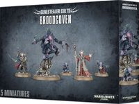 Warhammer 40.000. Genestealer Cults. Broodcoven (51-50)