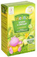 "Детская каша Heinz Baby ""Рисово-пшеничная с кабачком"" (200 г)"