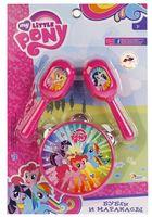 """Набор музыкальных инструментов """"My Little Pony"""" (арт. B607108-R1)"""