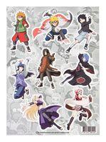 "Набор виниловых наклеек ""Naruto №2"""