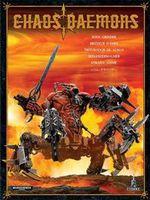 """Миниатюра """"Warhammer. Daemons. Soul Grinder"""" (97-17)"""