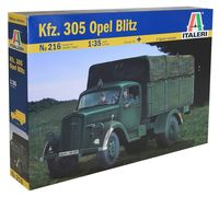 """Сборная модель """"Грузовой автомобиль Kfz. 305 Opel Blitz"""" (масштаб: 1/35)"""