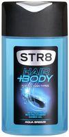 """Гель для душа 2в1 """"Str8 hair and body. Aqua breeze"""" (250 мл)"""