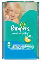 "Подгузники ""Pampers Active Baby-Dry Junior"" (11-18 кг, 16 шт; арт. 0001210190)"