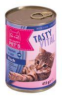 Консервы для кошек (415 г; рыба)