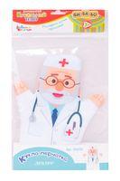 "Мягкая игрушка на руку ""Доктор"" (23 см)"