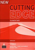 Cutting Edge Elementary. Workbook with Key