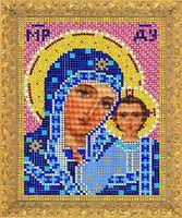 """Вышивка бисером """"Пресвятая Богородица Казанская"""" (арт. 7320М)"""