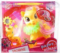 """Игровой набор """"Пони с аксессуарами"""" (2 лошадки; со звуковыми и световыми эффектами)"""