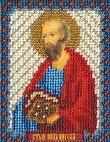 """Вышивка бисером """"Святой Первоверховный Апостол Павел"""""""