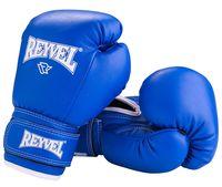Перчатки боксёрские RV-101 (10 унций; синие)