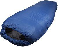 """Спальный мешок двухместный """"Double 120"""" (230 см; синий)"""