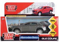 "Модель машины ""Mercedes-Benz Gle Coupe"" (арт. GLE-COUPE-GY)"